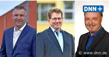 Bürgermeisterwahl in Ottendorf-Okrilla: Diese Bewerber treten im Oktober an - Dresdner Neueste Nachrichten