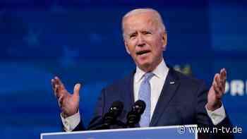 Radikaler Kurswechsel: Das sind die ersten Amtshandlungen von Biden