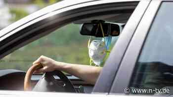 Corona-Beschränkungen: Das gilt im Lockdown für Autofahrer
