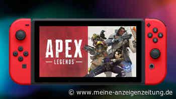 Apex Legends: Version für Nintendo Switch geleakt – Release in Kürze