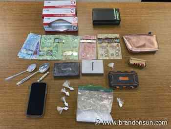 RCMP seize cocaine in Boissevain - The Brandon Sun