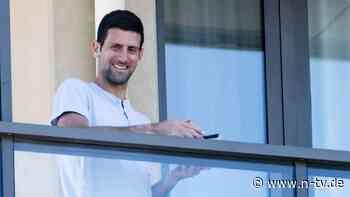 Dabei wollte er nur helfen: Djokovic sorgt schon wieder für Empörung