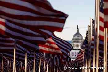 Joe Biden arrives at U.S. Capitol for inauguration