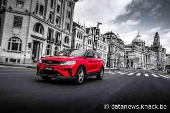 Techgigant Tencent start samenwerking met autofabrikant Geely