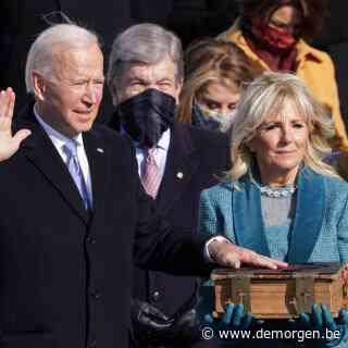 ► Live - Joe Biden is ingezworen als de 46ste president van de VS, volg het hier live