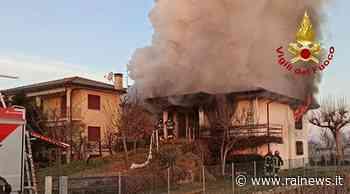 San Giorgio in Bosco. Incendio in casa. Muoiono due anziani - TGR Veneto - TGR – Rai