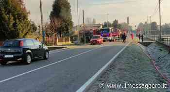 San Giorgio in Bosco. Esplosione in una villetta - Il Messaggero