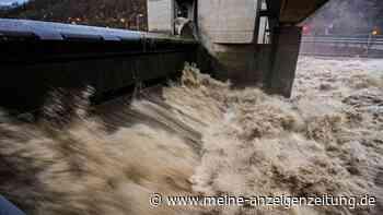 """Extrem-Wetter in Teilen Deutschlands: Meteorologe warnt vor größerem Hochwasser - """"Wie eine Spülmaschine"""""""