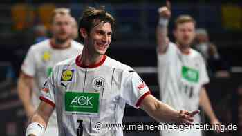 Handball-WM: Deutschland - Spanien im Live-Ticker - Schicksalsspiel für die DHB-Auswahl