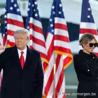 Trump in afscheidsspeech: 'Ik keer op een of andere manier terug'