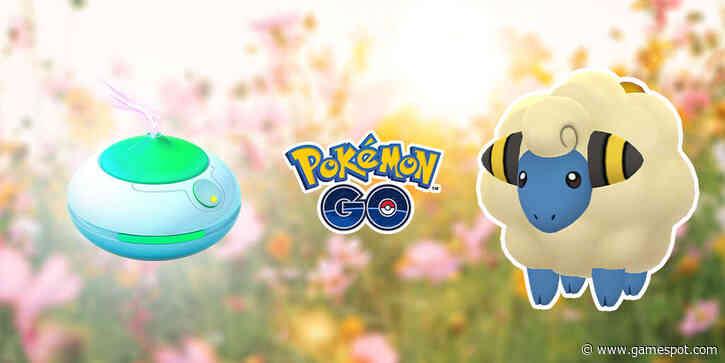 Pokemon Go Mareep Incense Day Event Announced As Mega Ampharos Debuts