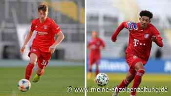 Marktwerte des FC Bayern: Zwei Talente legen zu - Arp im freien Fall
