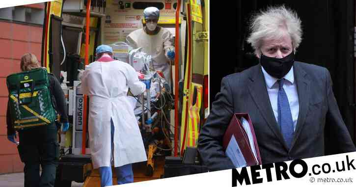 Boris warns 'more people will die' on UK's deadliest day of pandemic