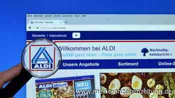 Konkurrenz für Lidl: Aldi geht mit Online-Shop in die Offensive - Kunden können sich freuen