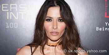 Black Adam star Sarah Shahi hints at her role in Dwayne Johnson's DC movie - Yahoo Eurosport UK