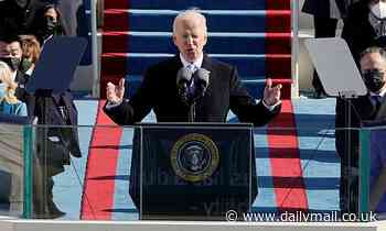 Read Joe Biden's full inaugural address