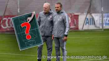 FC Bayern in Augsburg: Flick tauscht auf einer Position aus - Sorgenkind in der Startelf