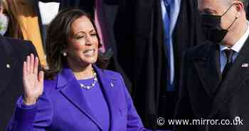 'As a black woman, Kamala Harris' inauguration resonates so deeply for me'