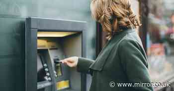 Thousands of free ATMs are axed as many machines start charging for withdrawals