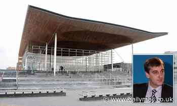 Tory politician denies taking part in drinking sessions at the Welsh Assembly bar