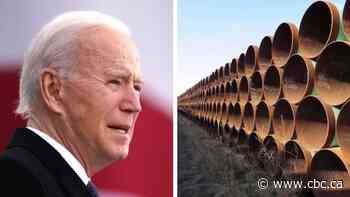 TC Energy suspends work on $8B Keystone XL pipeline as Biden plans to scrap permit today