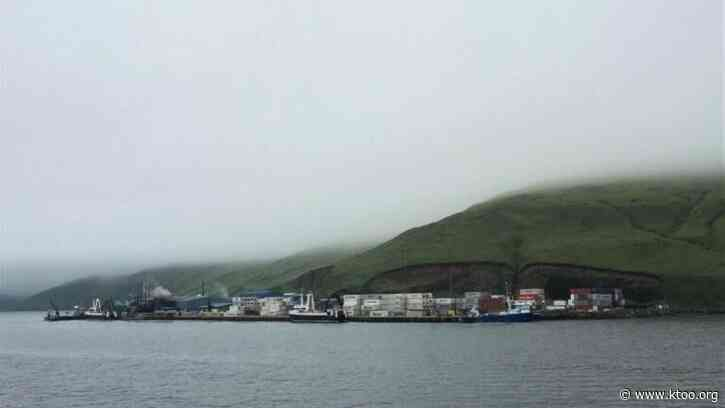 Worker evacuated from Akutan seafood processor after positive COVID-19 test
