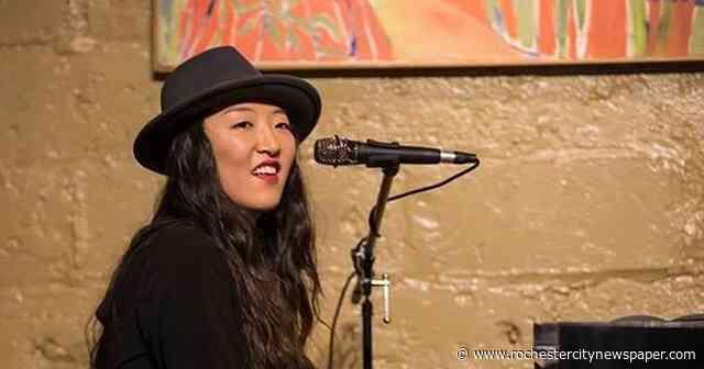 Hanna PK plays fresh brand of blues in Thursday virtual concert at 75 Stutson Street