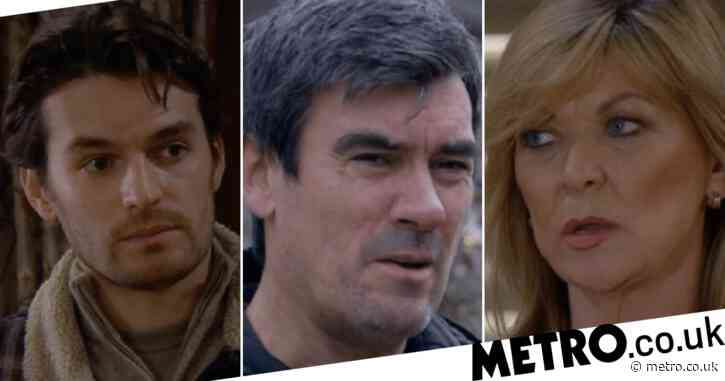 Emmerdale spoilers: Kim Tate and Mackenzie Boyd destroy Cain Dingle in shocking new plan