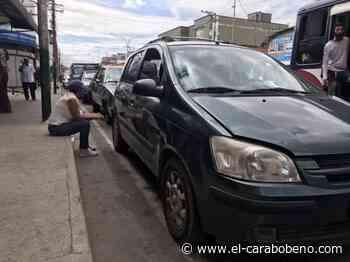 E/S Palo Negro surte gasolina a placa libre pero colas VIP no desaparecen - El Carabobeño