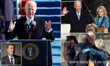 PIERS MORGAN on President Biden's wake-up call for America