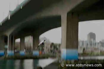 Video of man doing backflip off Vancouver bridge draws police condemnation