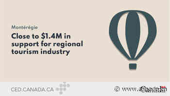 Tourism: A key sector in planning Montérégie region's economic recovery