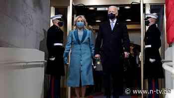 Mode-Highlights bei Vereidigung: Biden setzt zum Amtsantritt auf Ralph Lauren