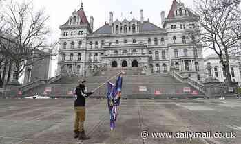 QAnon followers in crisis as Joe Biden is sworn in
