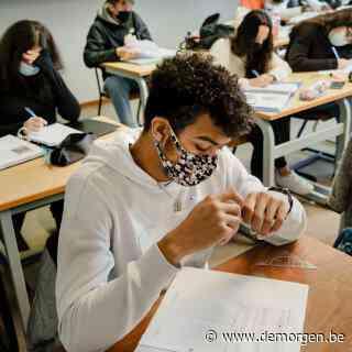 Live - Secundair onderwijs krijgt 'afkoelingsperiode' in week voor krokusvakantie