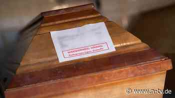 Wohl erster Fall in Deutschland: Mann stirbt nach zweiter Corona-Infektion