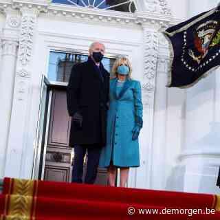 ► Live - President Joe Biden neemt intrek in Witte Huis, waar hij meteen aan het werk gaat
