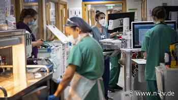 "Höchstwert an Corona-Toten: Britische Kliniken ähneln ""Kriegsgebieten"""