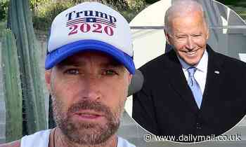 Joe Biden: Pete Evans' followers lose it after QAnon plot didn't happen
