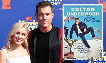 Colton Underwood says he was blindsided by Cassie Randolph breaking up with him