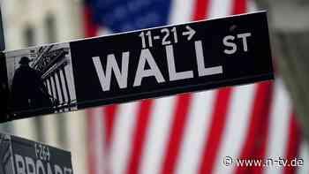 Dow Jones im Höhenflug: US-Anleger feiern Machtwechsel