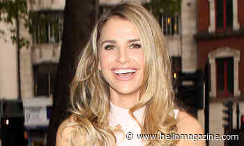 Vogue Williams opens up about baby number three