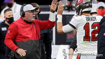Bruce Arians says Buccaneers will get beat by Packers if they start thinking Super Bowl