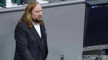 Keine Belege, dass Anton Hofreiter im Bundestag eingeschlafen ist - CORRECTIV