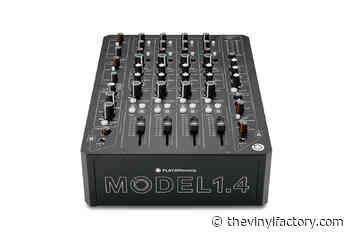 Richie Hawtin's PLAYdifferently unveils new DJ mixer - The Vinyl Factory