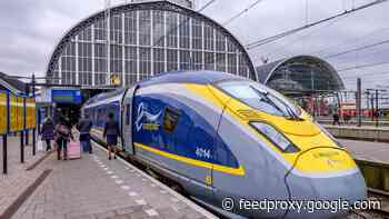 Concerns grow over Eurostar rail service linking U.K., EU