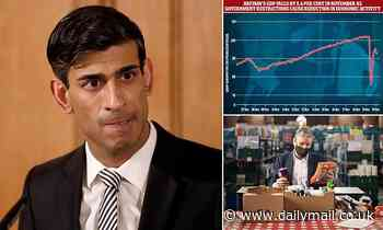Rishi Sunak is to extend £20-a-week Covid-19 boost after Tory backlash