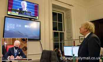 First meeting between PM and new US President could be video call because of Covid restrictions
