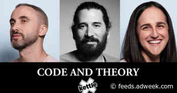 Code and Theory Adds Kettle as Clients Pursue Digital Transformation