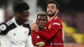 Fulham vs. Manchester United score: Paul Pogba wonder goal fires Red Devils back to Premier League summit